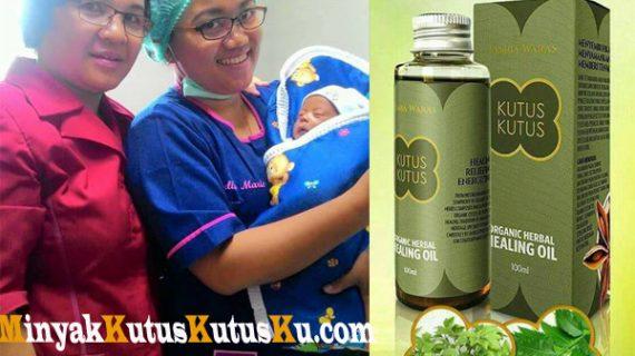 Minyak Kutus Kutus Untuk Bayi Prematur