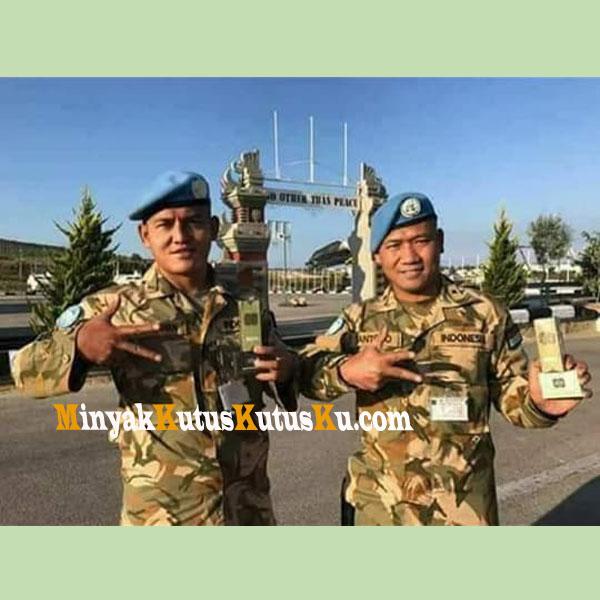 Minyak Kutus Kutus telah di percaya Keluarga Besar TNI AL