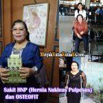 HNP Atau Syaraf Kejepit Dan Osteofit Bisa Disembuhkan Tanpa Operasi