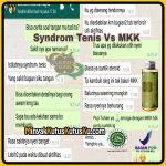 Keluhan Sindrom Tenis Membaik Dengan Rajin Balur Minyak Kutus Kutus