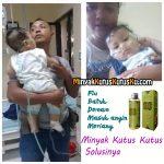 Cara Mengatasi Infeksi Saluran Pernapasan ( ISPA ) Pada Anak Menggunakan Minyak Kutus Kutus