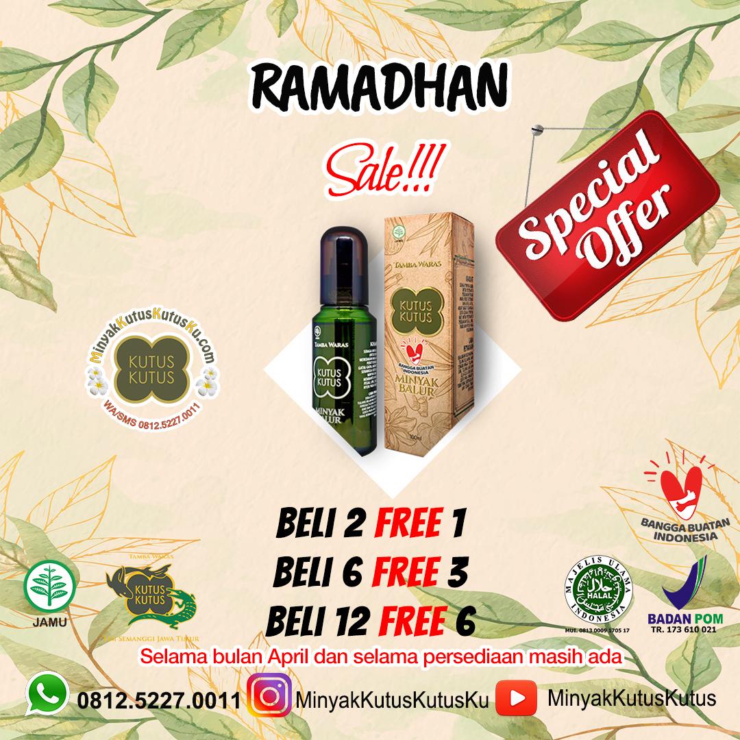 Promo ramadhan 2021